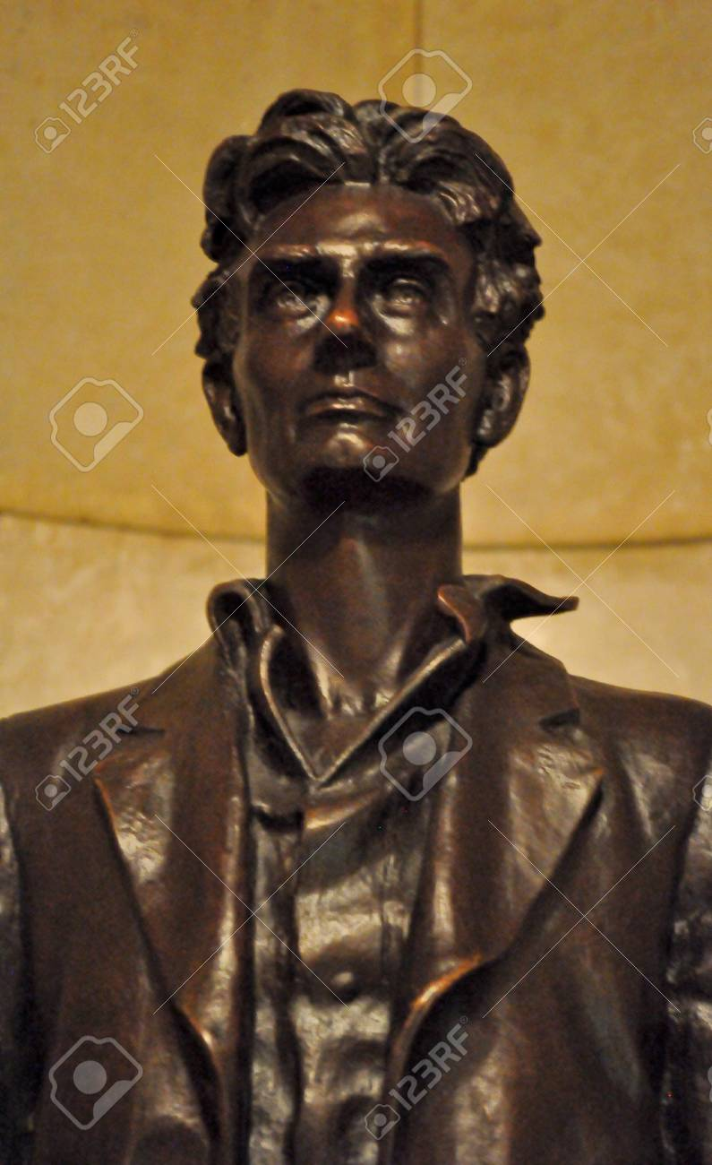 Abraham Lincoln Young Stock Photo - 12384108