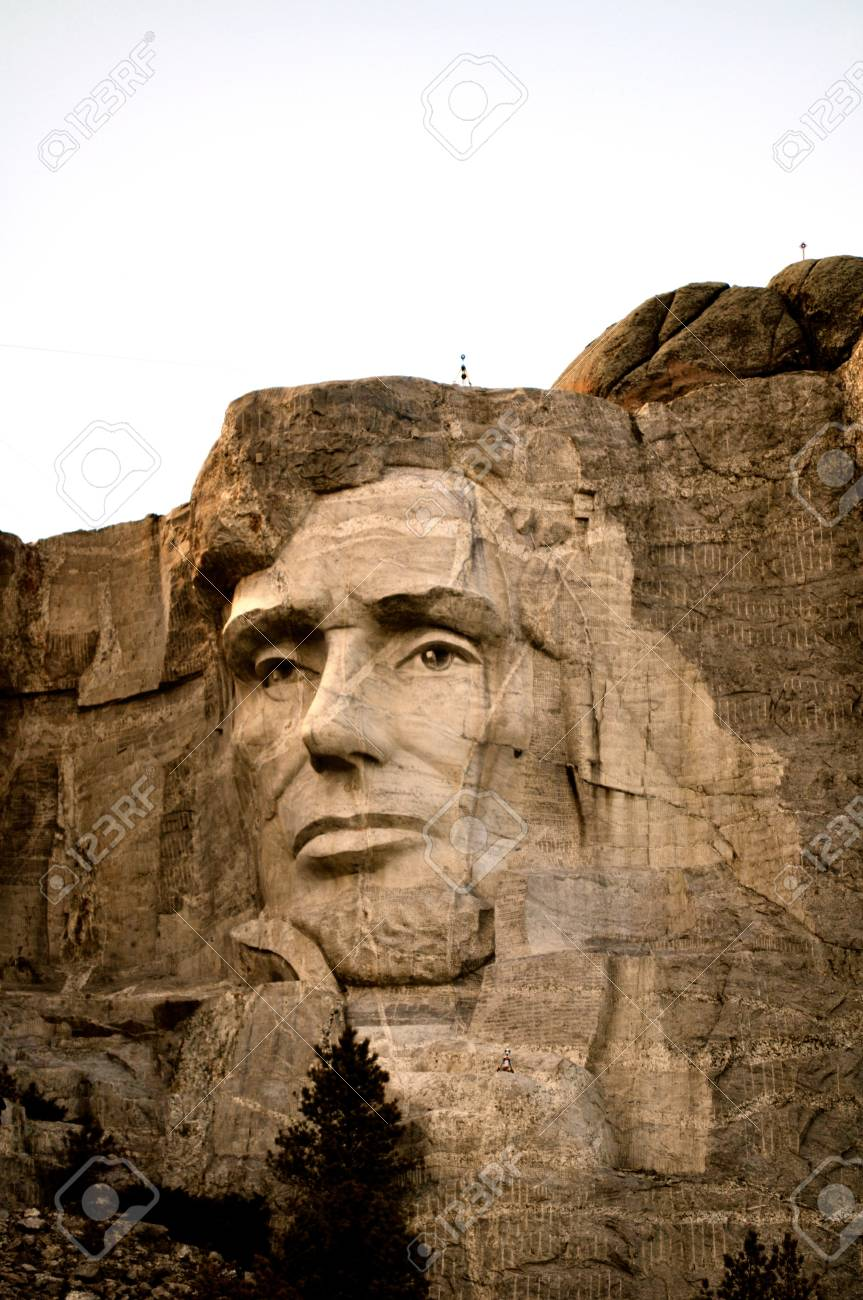 Mount Rushmore South Dakota Stock Photo - 15410553