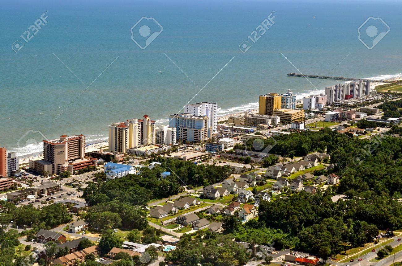 Myrtle Beach Coastline - 15714450