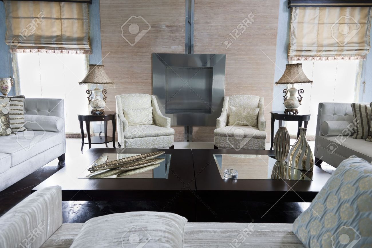 Oriental Living Room Living Room Of A Modern Apartment With Fusion Of Oriental