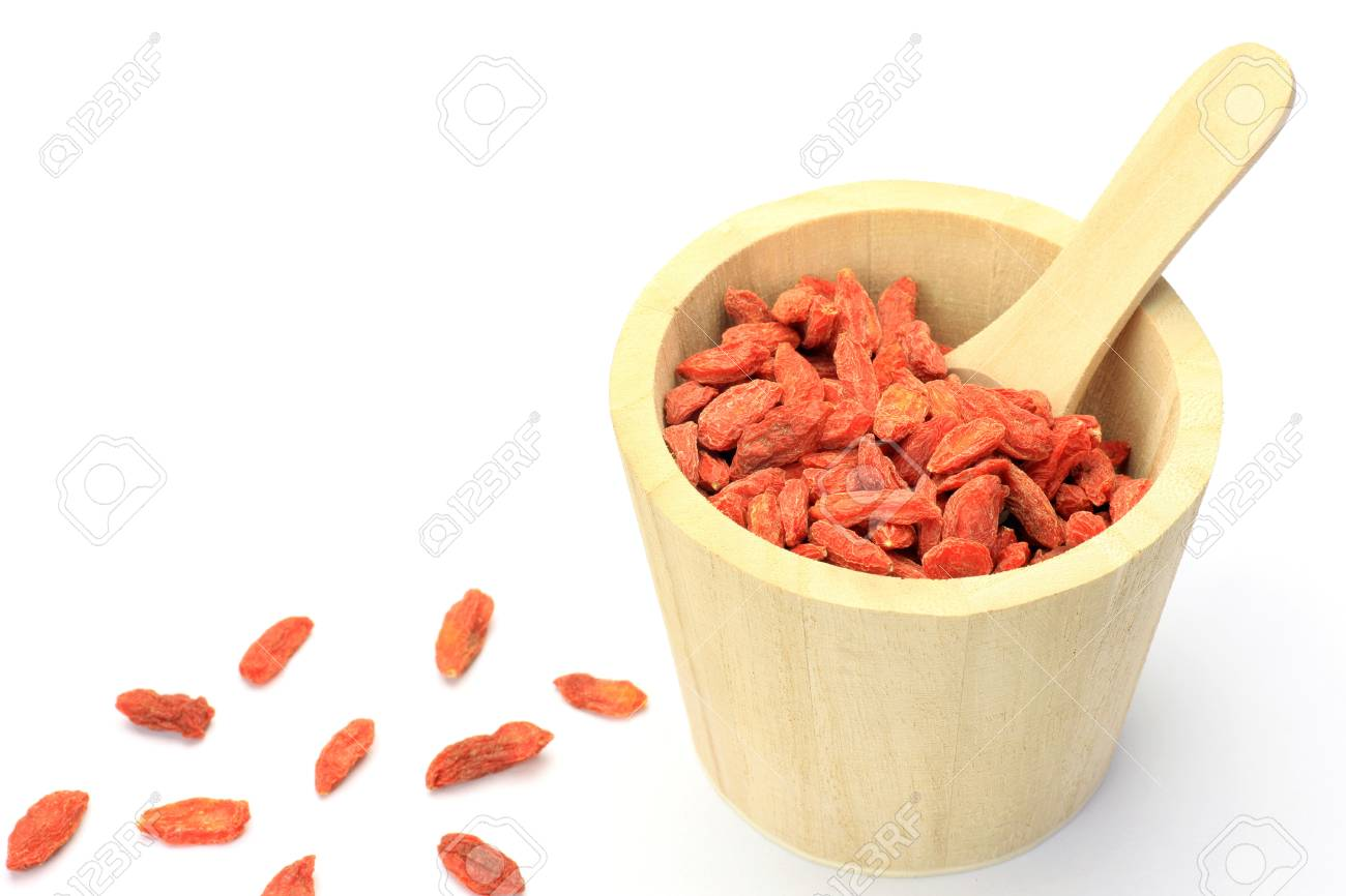 the dried fruits which dried the fruit of the matrimony vine