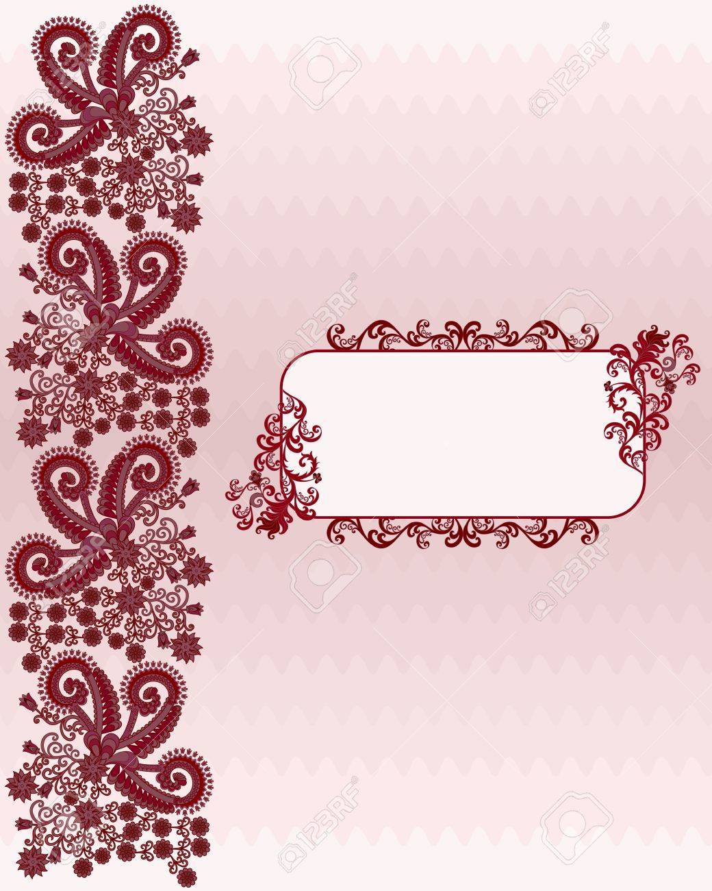 Maroon Certificate Border: Clip Art, Page Border, and Vector Graphics