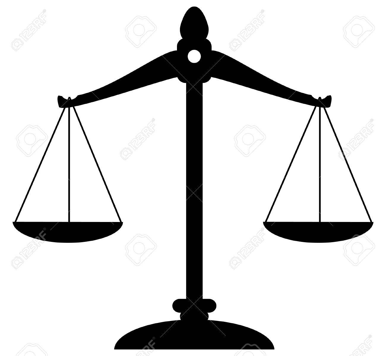 vector scale of justice royalty free cliparts vectors and stock rh 123rf com vector scale aircraft models vector scale diagram