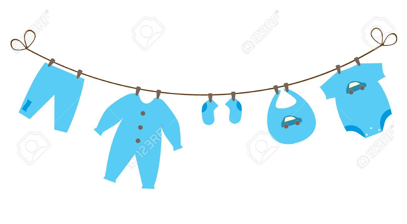 3f79e3d18 Newborn Baby Clothes Royalty Free Cliparts