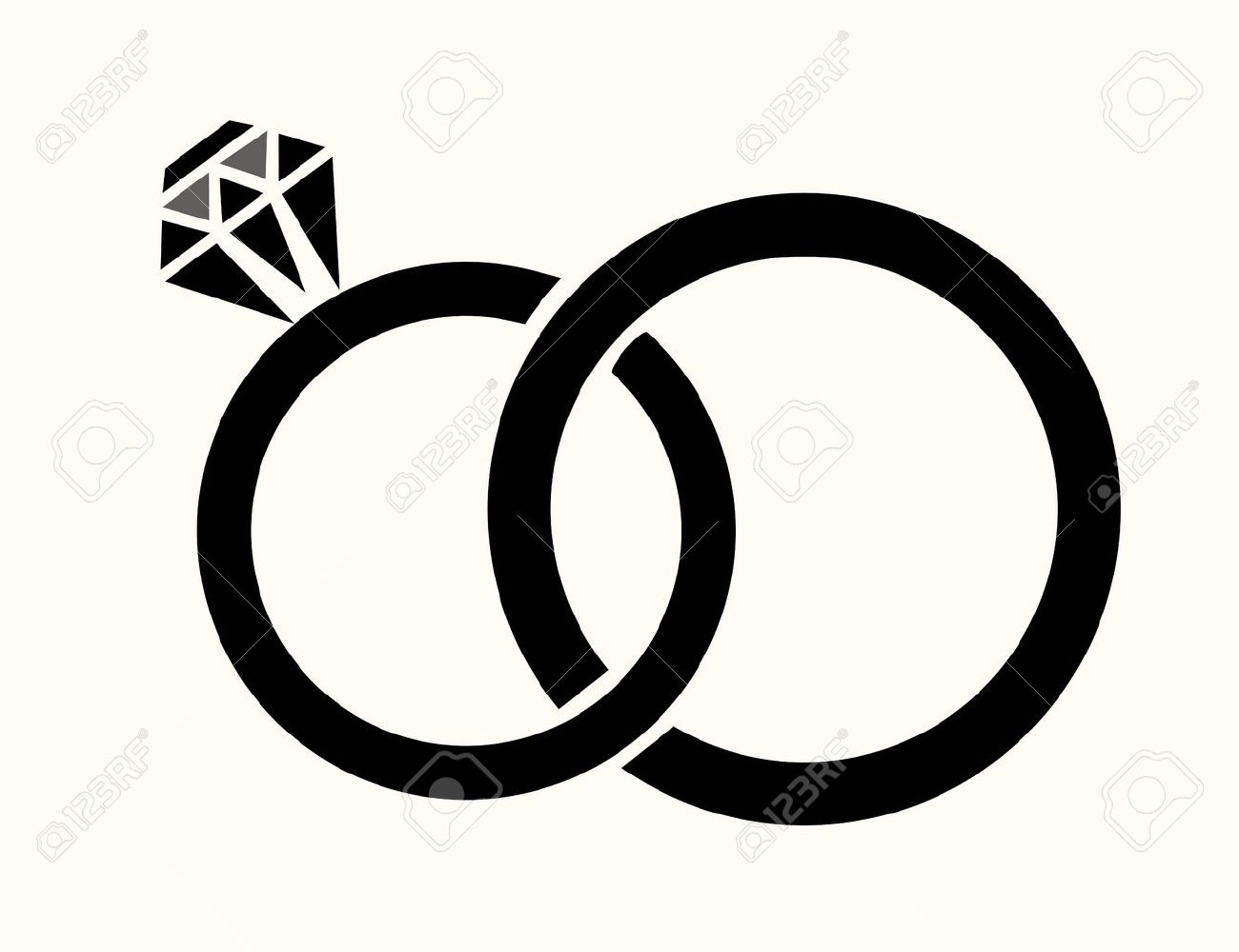 vector illustration of wedding rings isolated royalty free cliparts rh 123rf com wedding vectors free wedding vector png