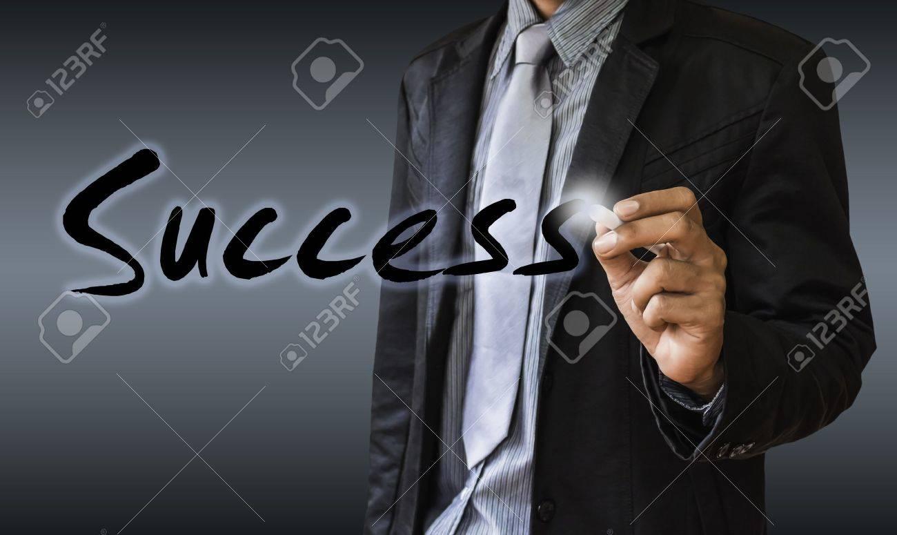 Business success Stock Photo - 21914988