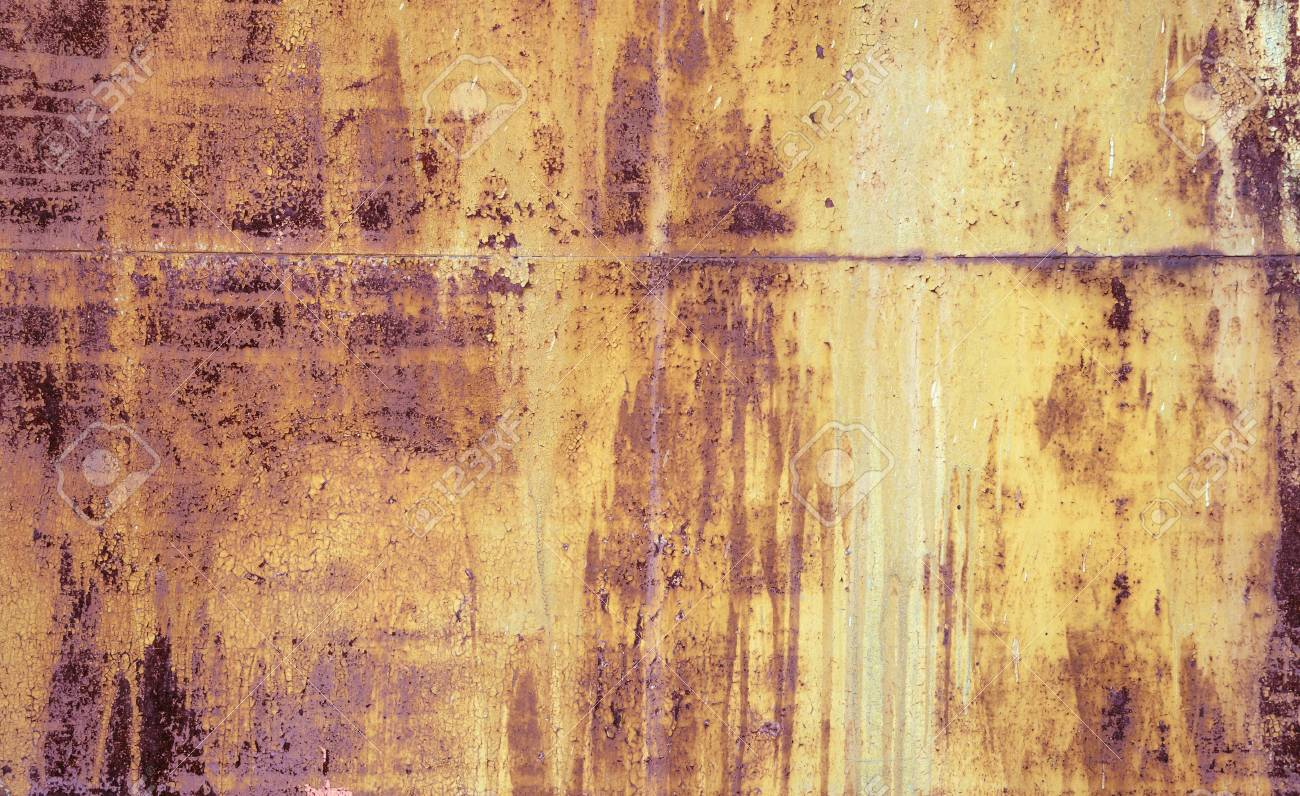 Metallic old background, texture - 48653208