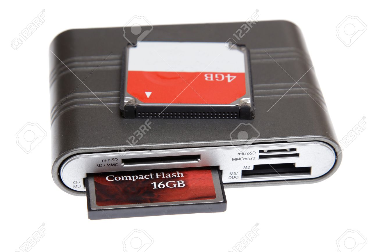 cf card sd md mmc micro sd m2 ms duo reader multi memory for stock