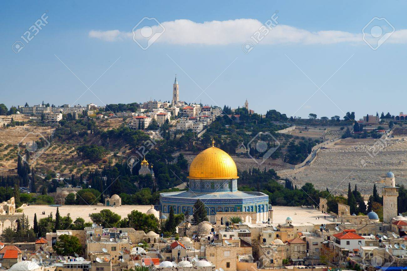 dome of the Rock in Jerusalem Stock Photo - 11449876
