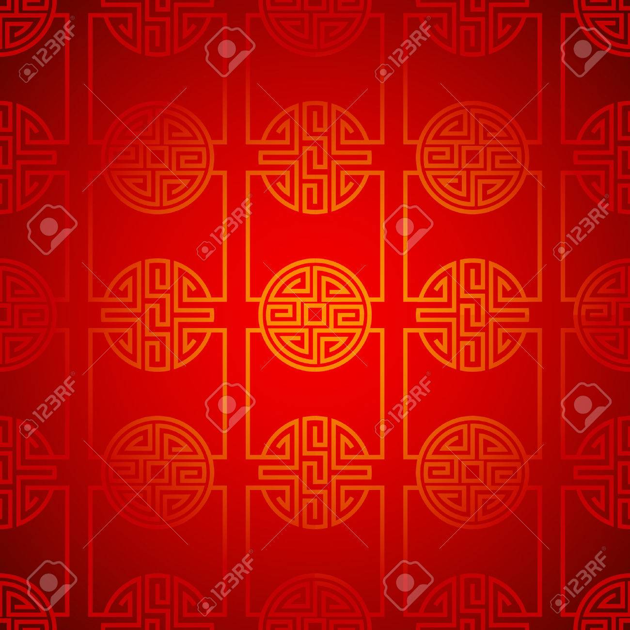 abstract chinese new year background vector design stock vector 36626452