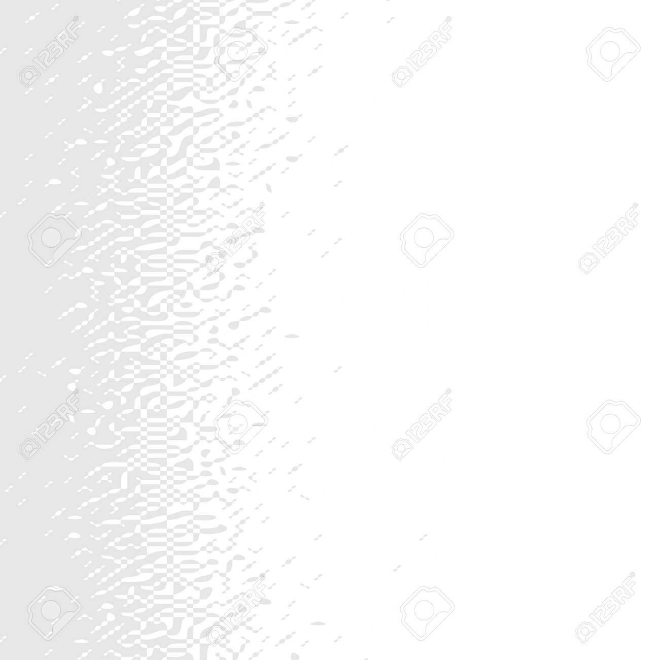 Vector Gris Patrón Moderno. Textura En Monocromo. Punto De Diseño ...