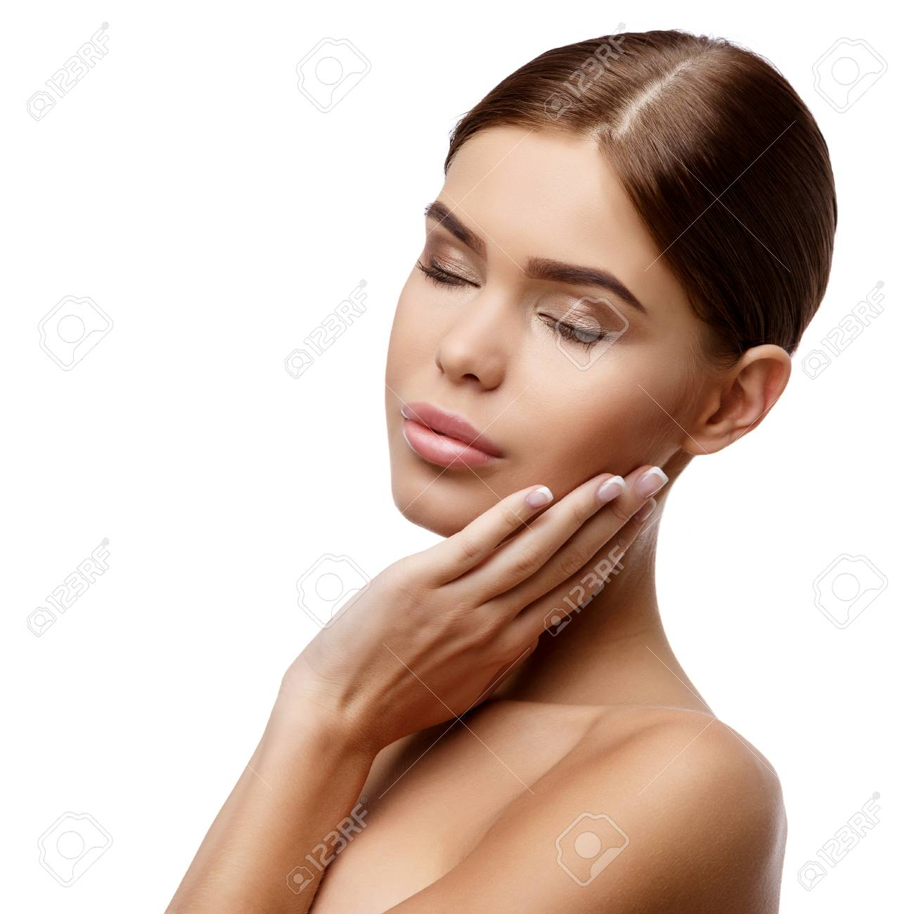 frisse huid