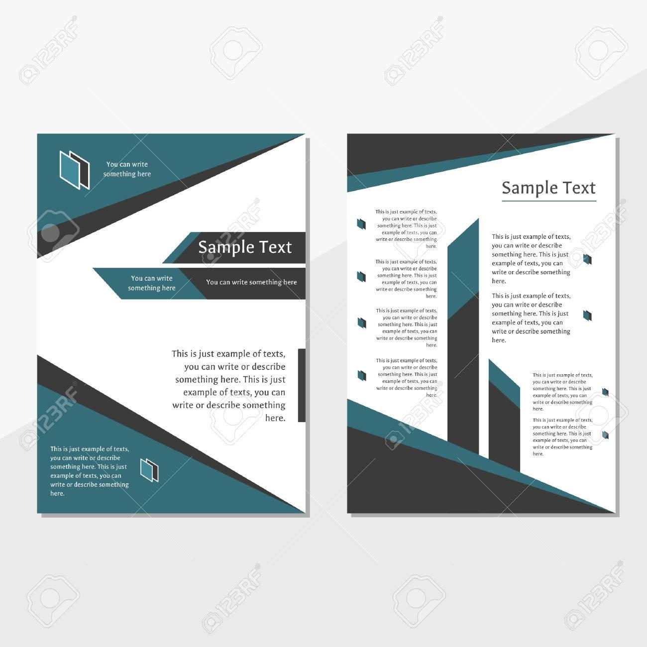 Charmant Marketing Broschüre Vorlagen Kostenlos Fotos - Entry Level ...