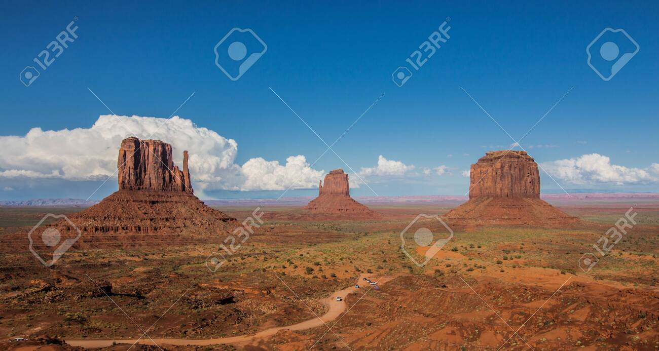 monument valley national park - 142781809