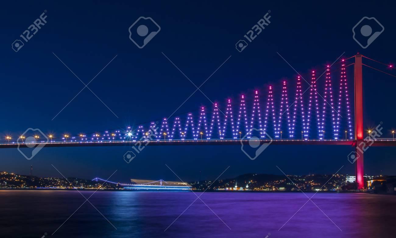 ボスポラス橋/7 月 15 日殉教者...