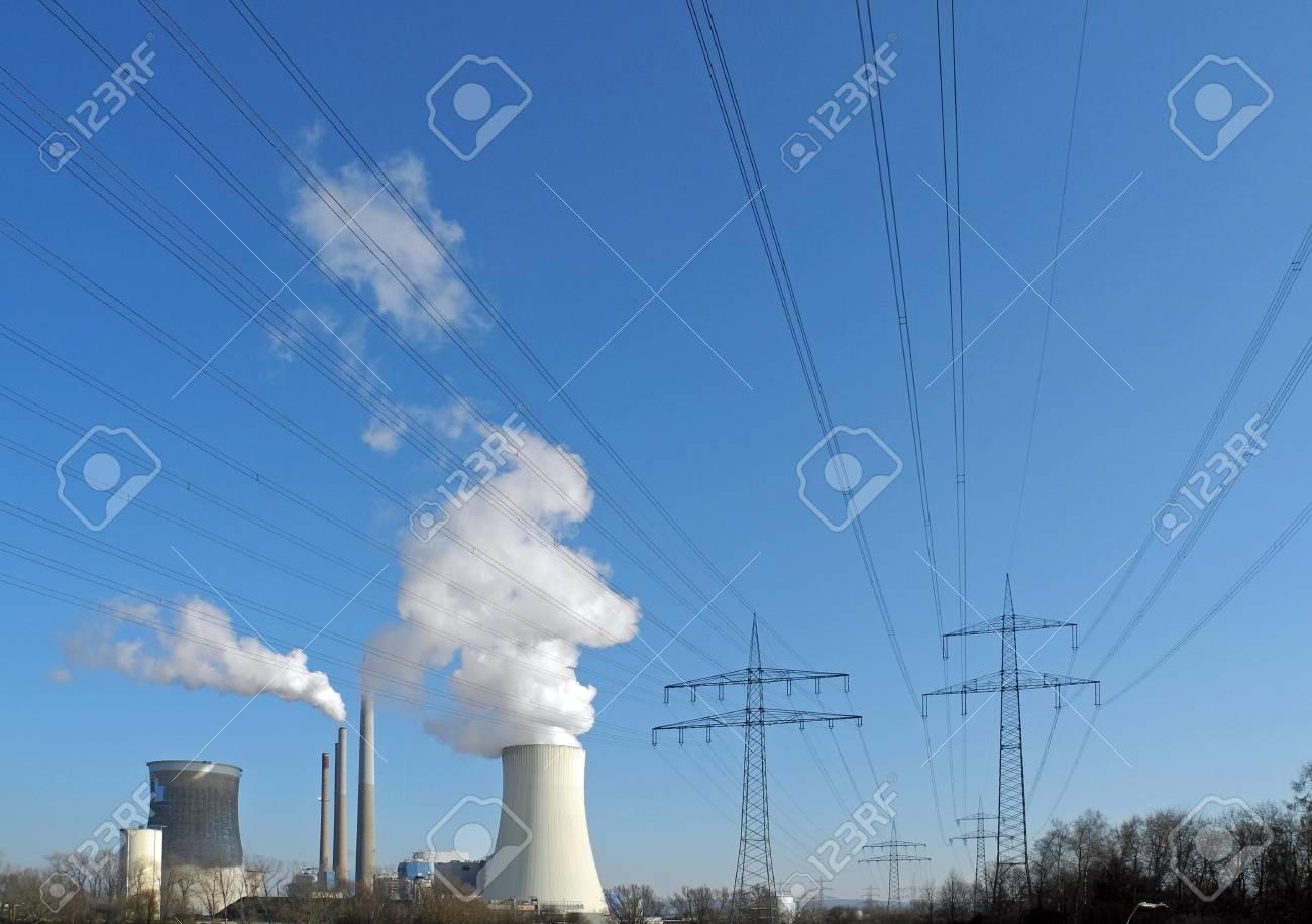 Power station Stock Photo - 13881783