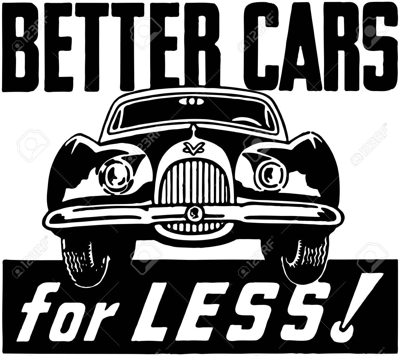 Cars For Less >> Better Cars For Less