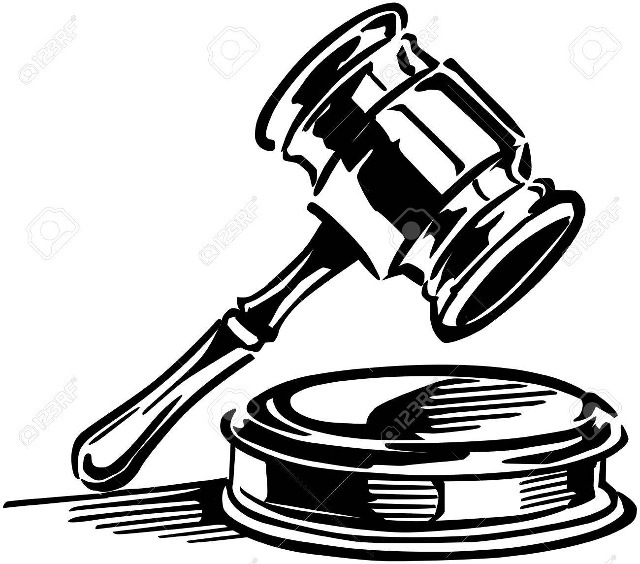 gavel royalty free cliparts vectors and stock illustration image rh 123rf com gavel clipart free gavel clip art vector