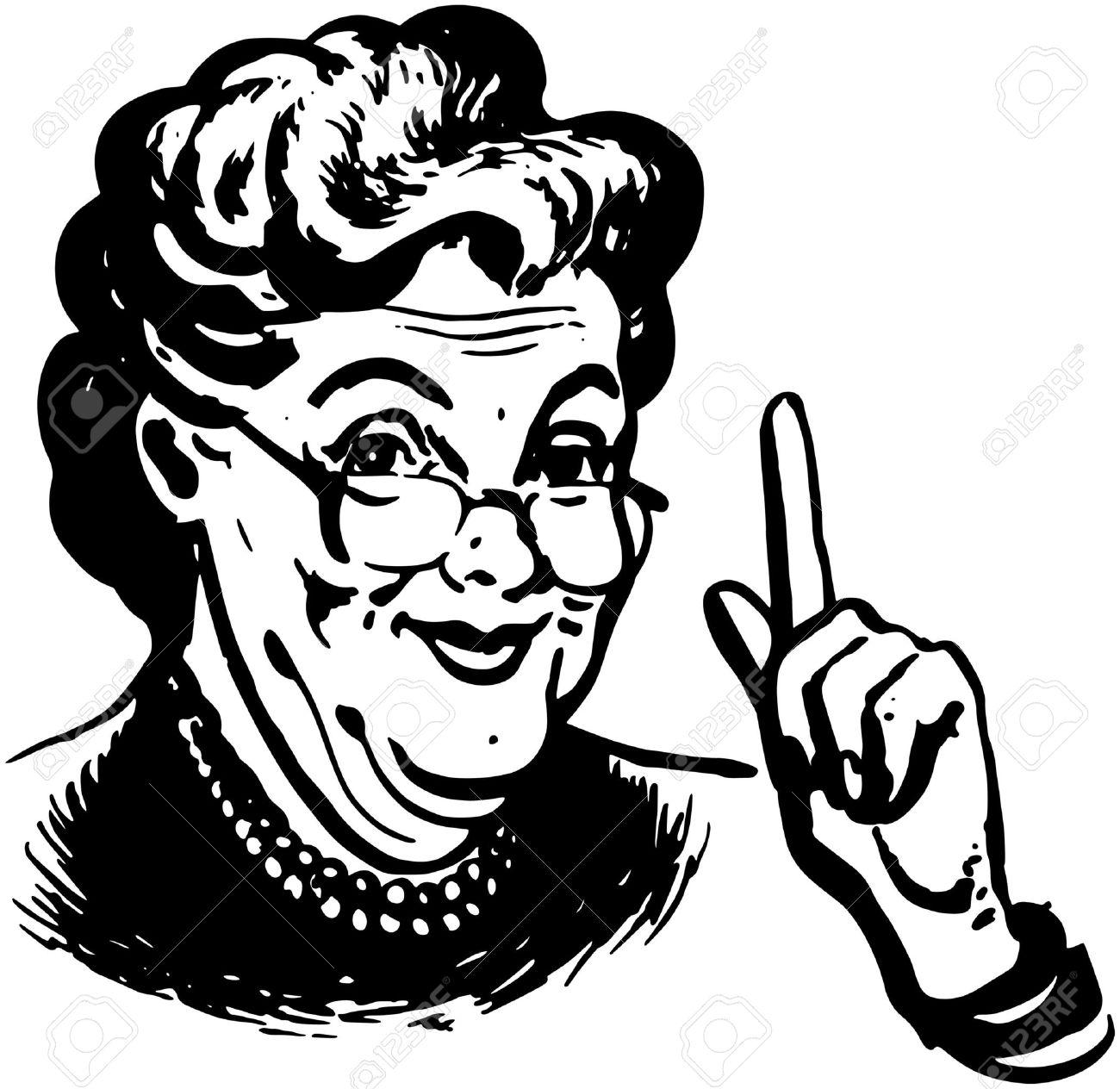 Granny Knows - 28338855