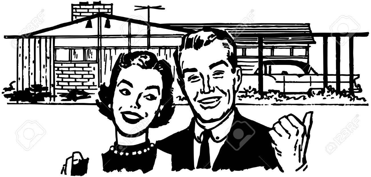 Happy Homeowners - 28339615