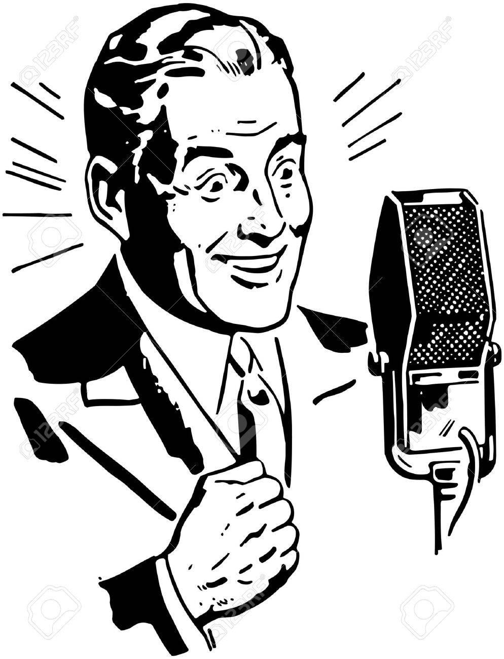 Radio Announcer 2 - 28342117