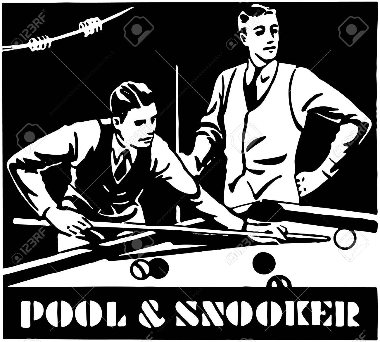 Billard et de snooker Banque d'images - 28343670
