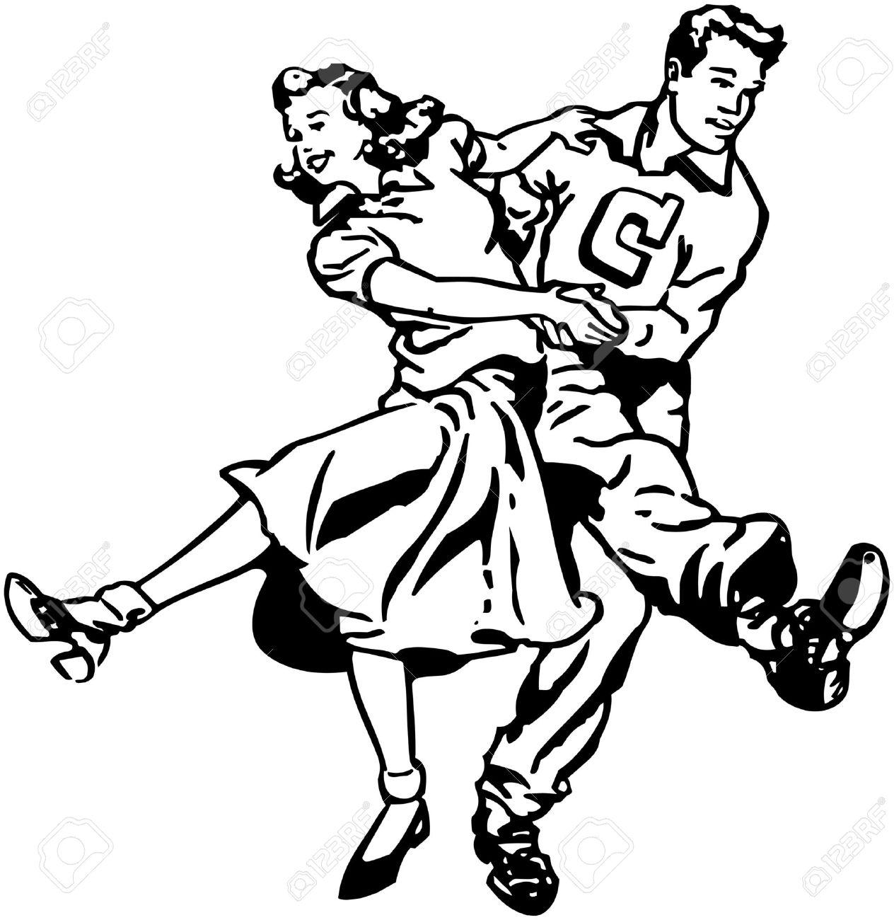 Swing Dancers - 28344515