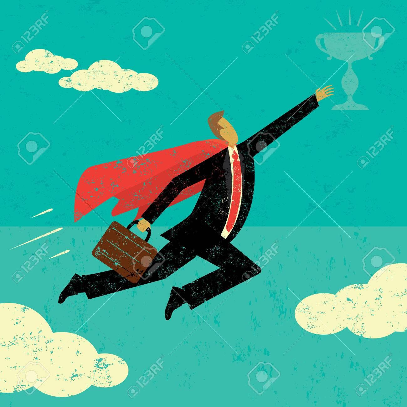 Super Businessman - 36475535