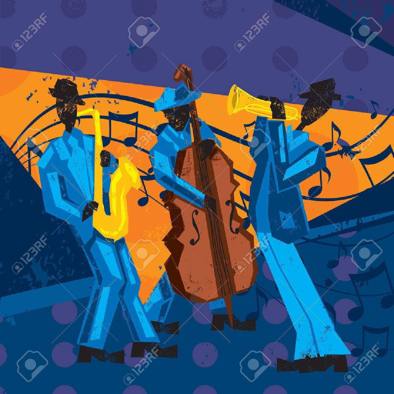 Jazz Band - 45576025