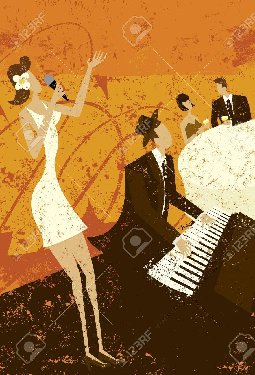 Club Singer - 45948501