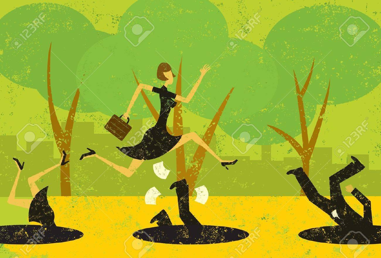Avoiding Business Pitfalls - 53455881
