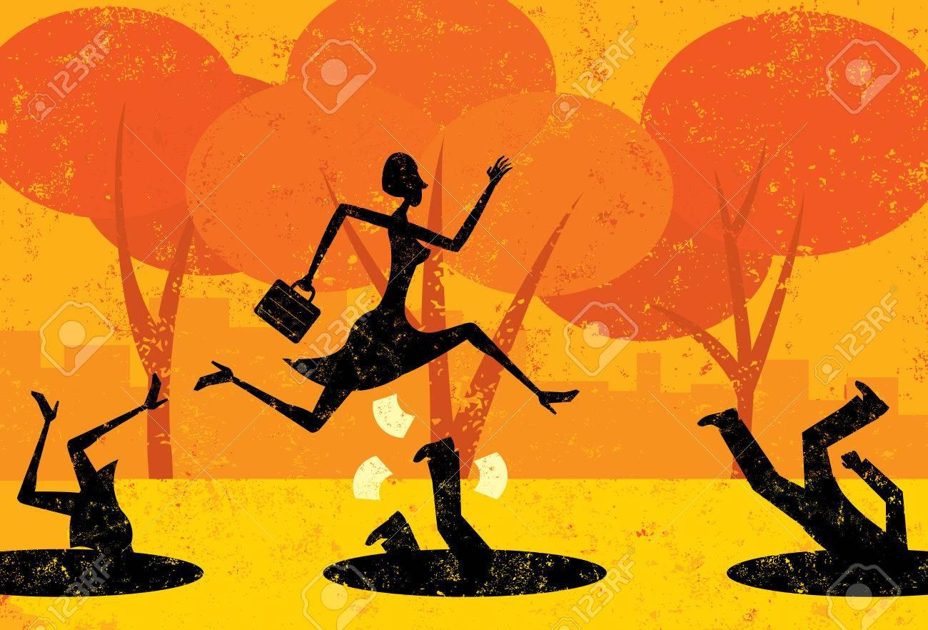 Avoiding Business Pitfalls - 66960116
