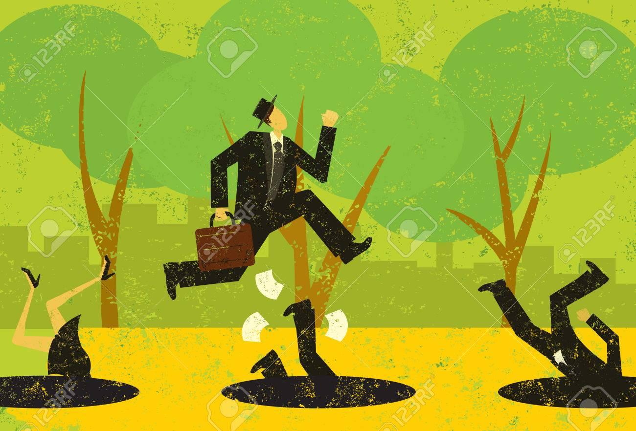 Avoiding Business Pitfalls - 67102658