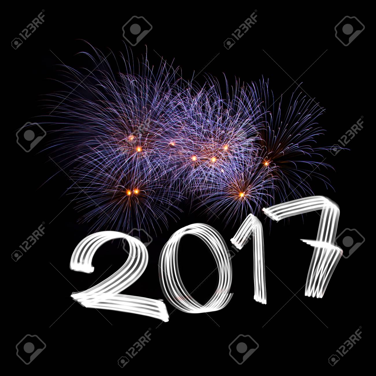 keywords 2017 new year new years eve fireworks year light