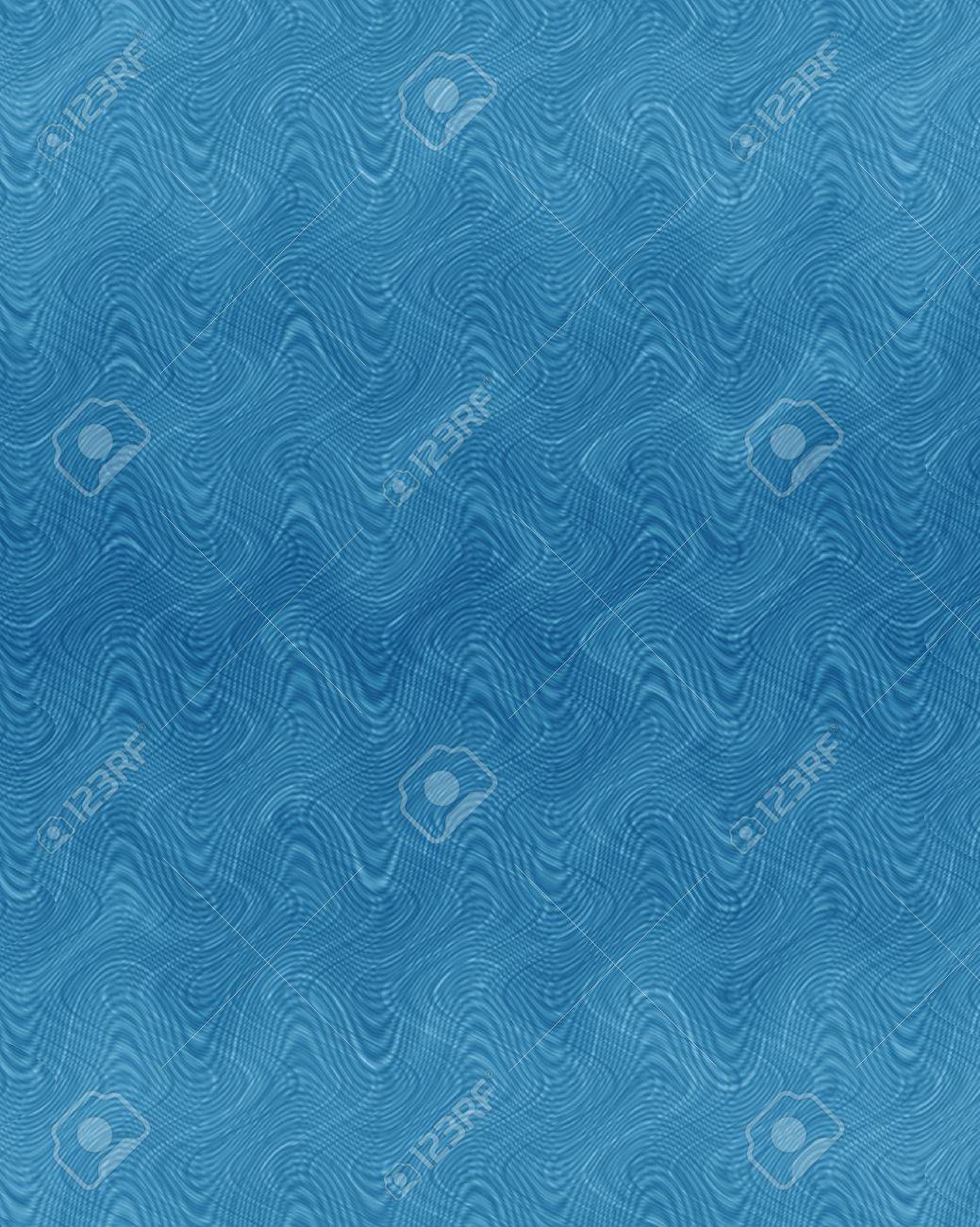 Blue fabric texture wave style Stock Photo - 11124068