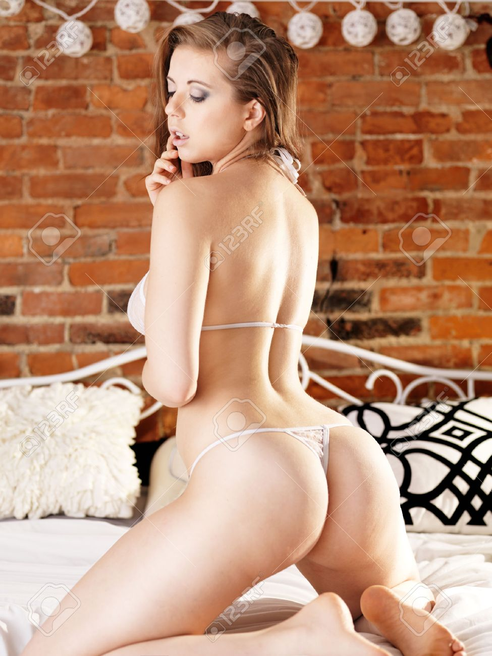 Hardcore brunette adult sex