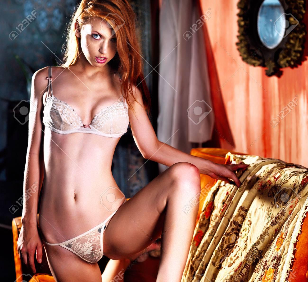 Panties Redheads