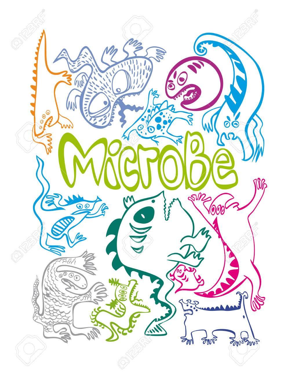 何が細菌、悪、面白い、フリーハ...
