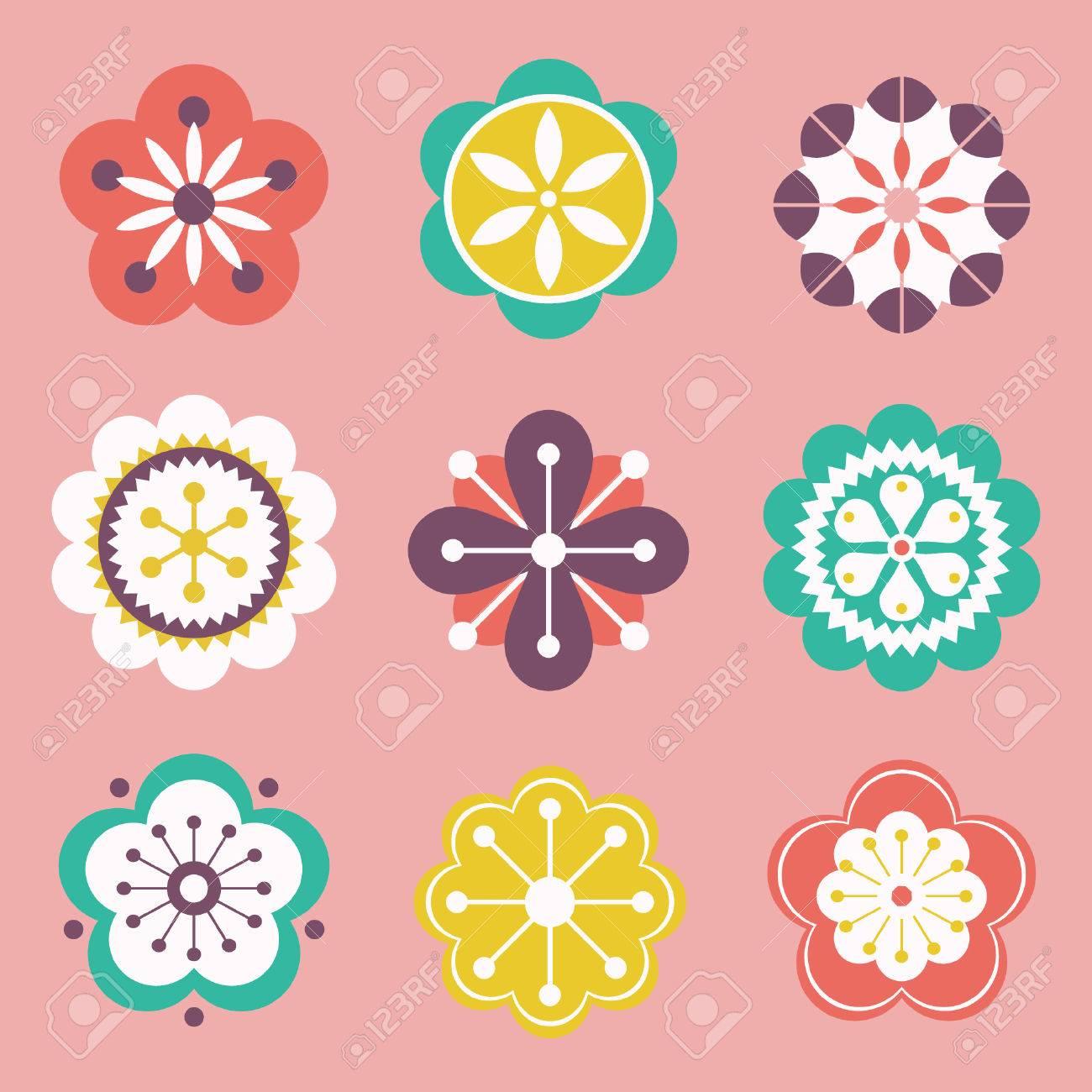 flower design Stock Vector - 7213456