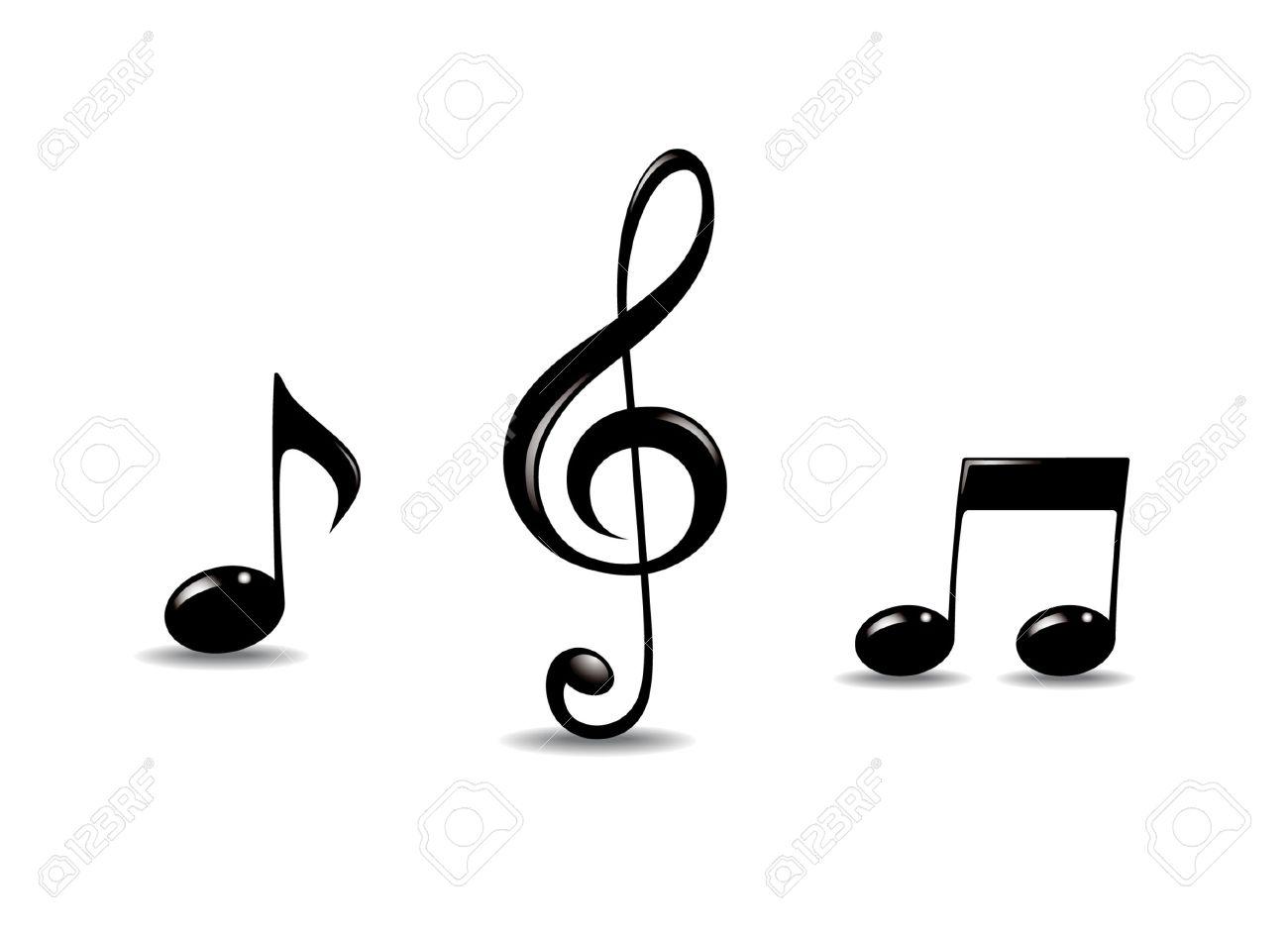 Music symbols royalty free cliparts vectors and stock music symbols stock vector 7949335 buycottarizona Gallery
