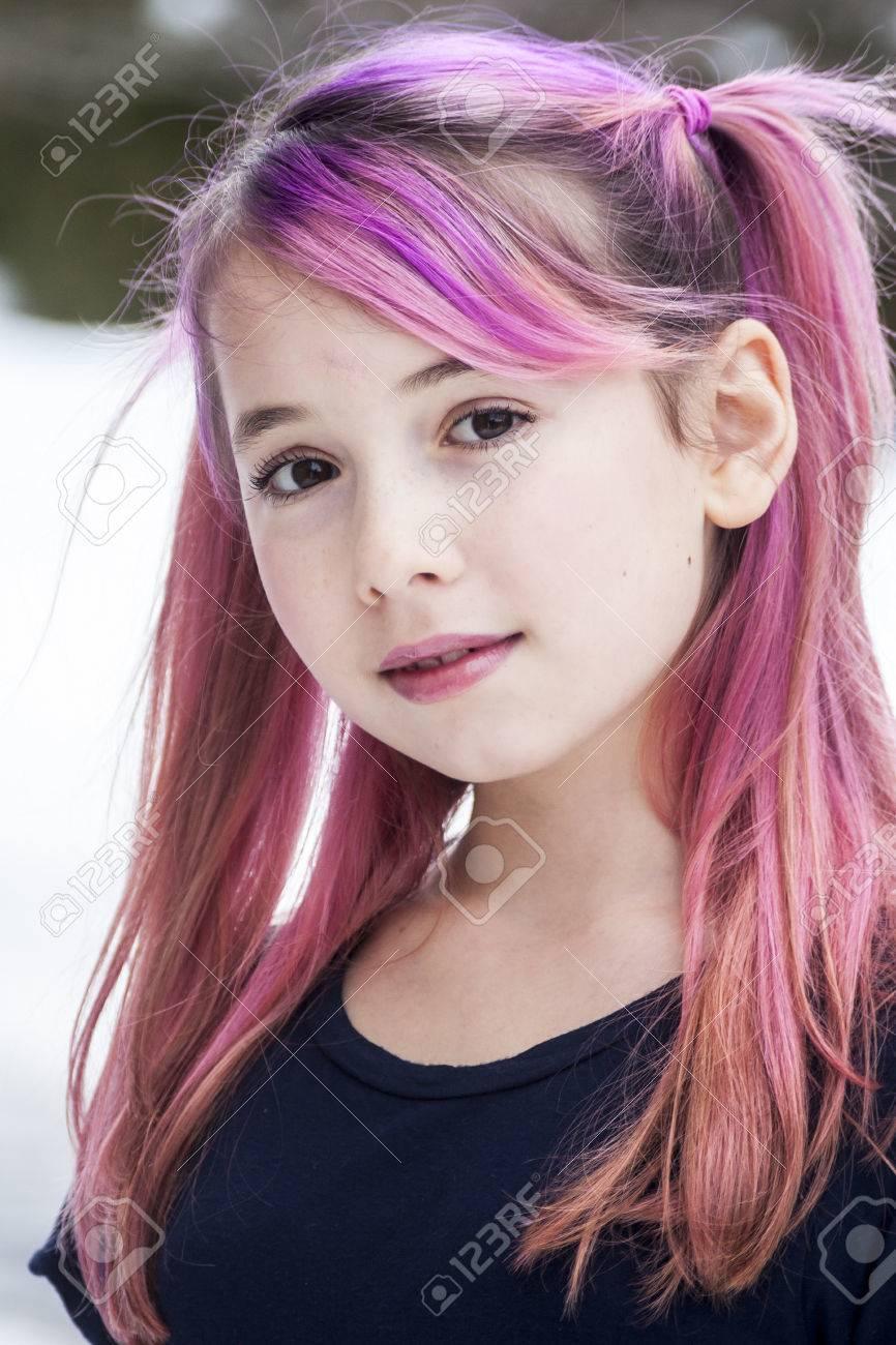 Pink Teen Photo