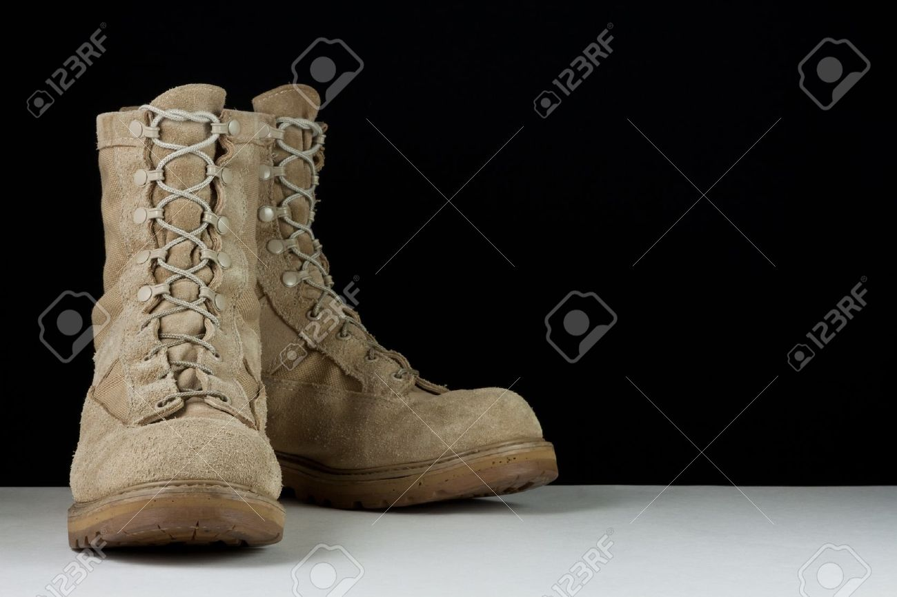 Soldier Shoe Stock Photos & Pictures. Royalty Free Soldier Shoe ...