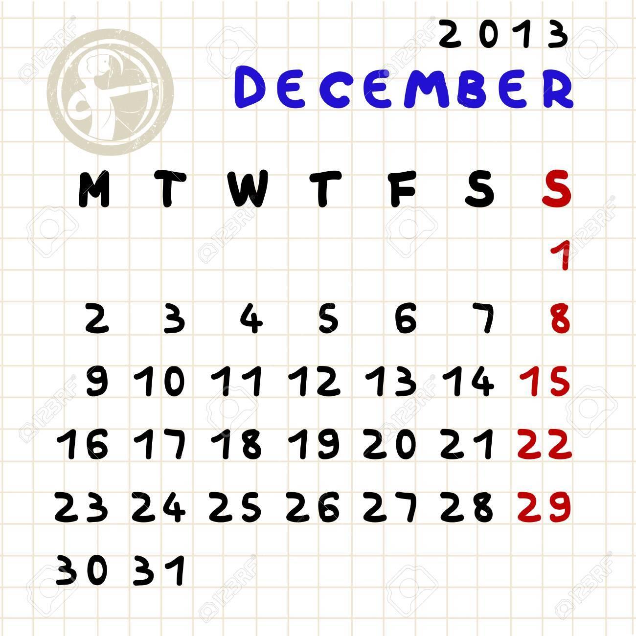 18 Dezember Sternzeichen 2013 monatskalender dezember 2013 und schütze sternzeichen stempel