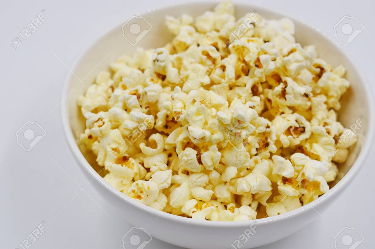 Popcorn Salt Butter Stock Photo Picture And Royalty Free Image Image 90085029