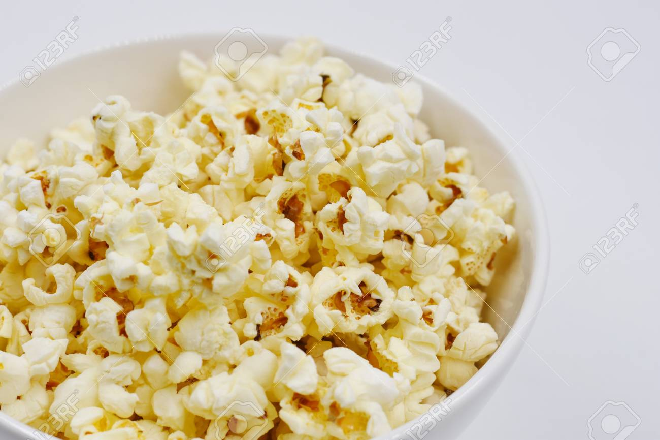 Popcorn Salt Butter Stock Photo Picture And Royalty Free Image Image 90088411