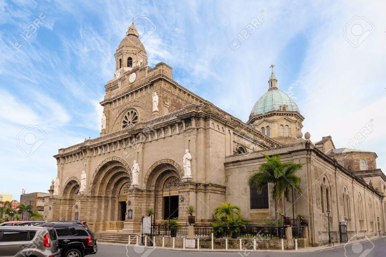 Manila Cathedral ad62c6c84ac