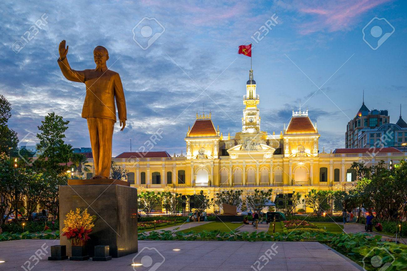 Ho Chi Minh City People's Committee Head office - 69973092
