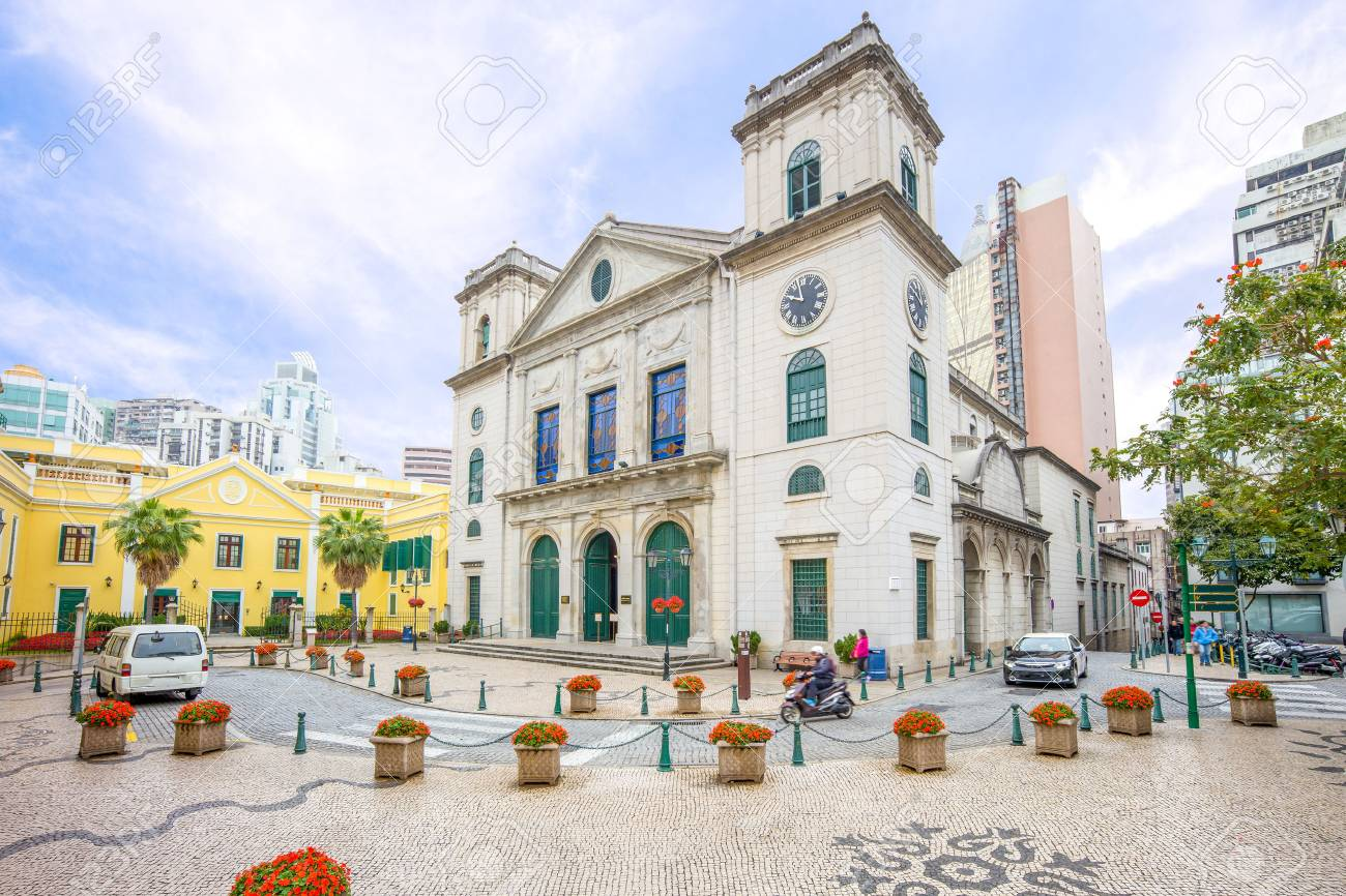 Cathedral of the Nativity of Our Lady, Macau - 74039915