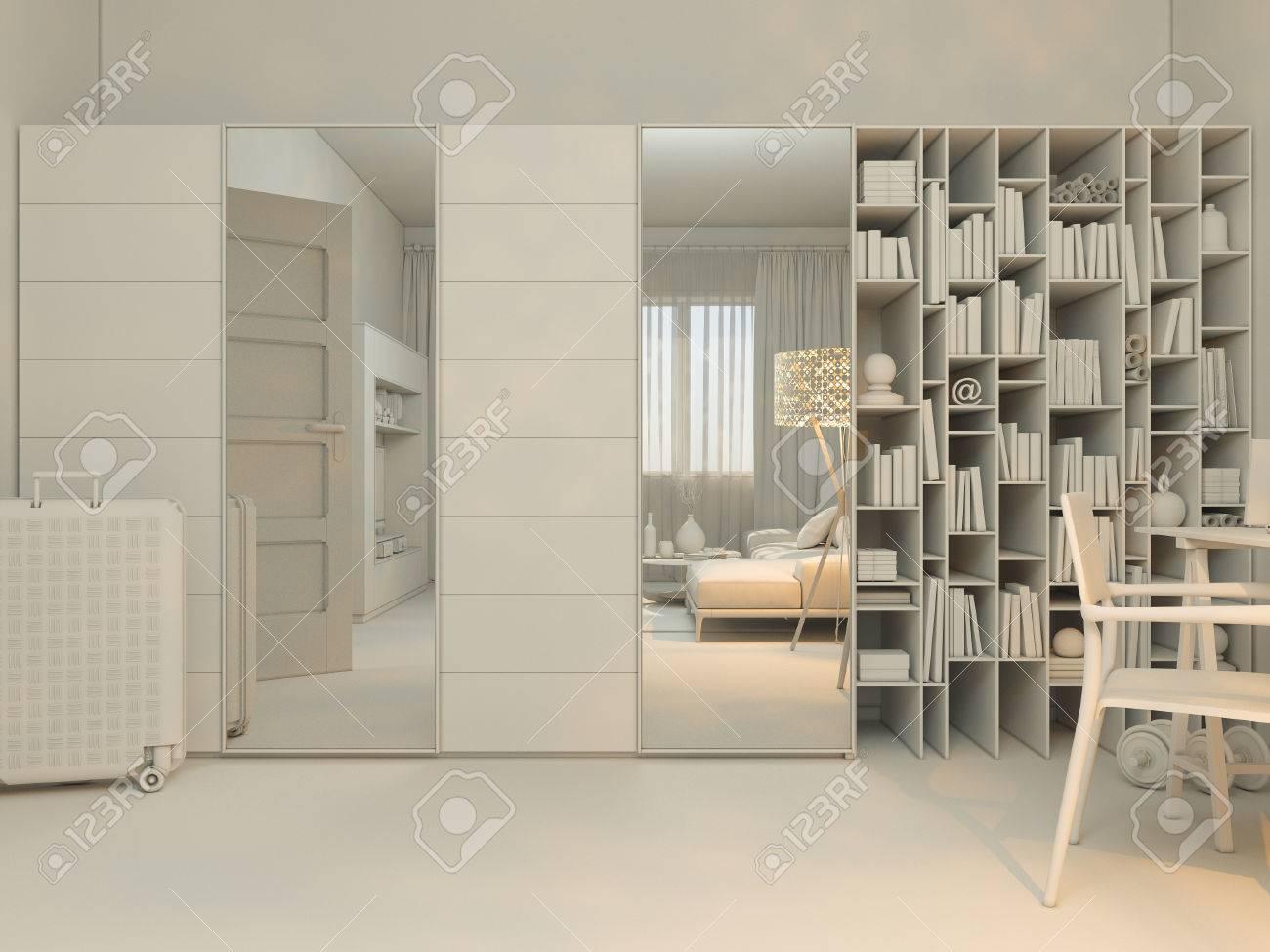 Awesome Minimalist Studio Apartment Photos - Home Design Ideas ...