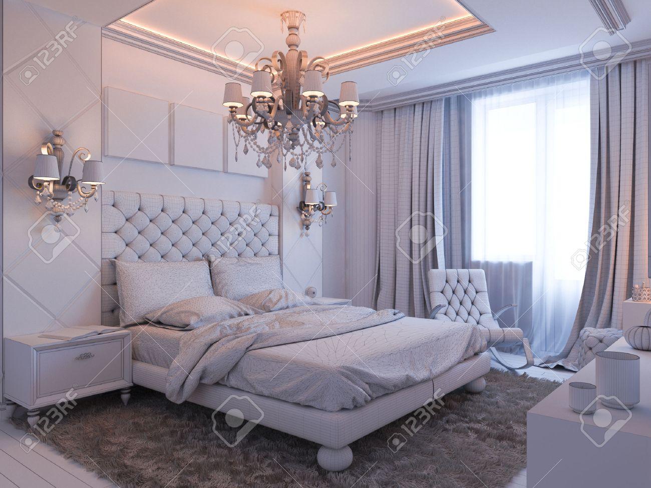 Awesome Camera Da Letto Barocco Moderno Gallery - Amazing Design ...